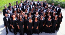 PFA Choir Members Participate in Macy's A cappella Challenge