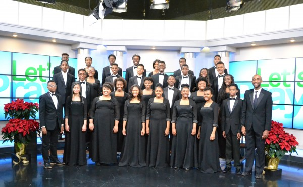 Choir Performance on Hope Channel
