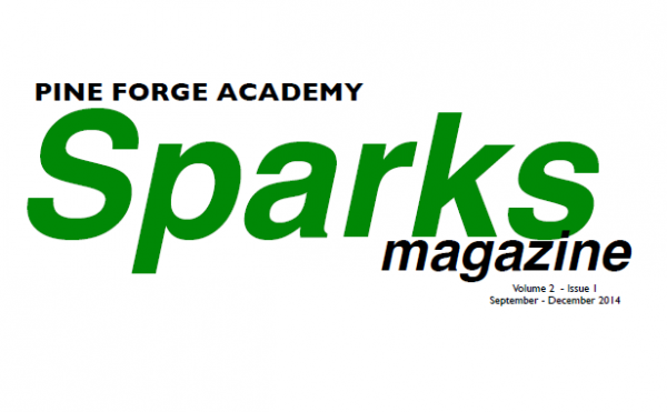 SPARKS Volume 2, Issue 1