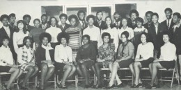 Honoring the Class of 1971