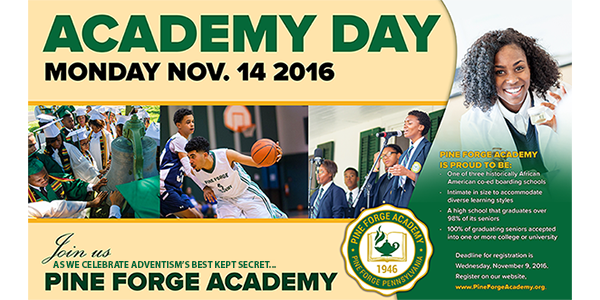 Academy Day 2016