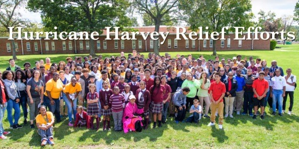 Hurricane Harvey Relief Efforts