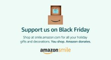 This Black Friday Support PFA at AmazonSmile!