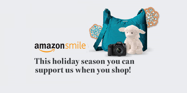 Holiday Shopping: Support PFA through AmazonSmile!