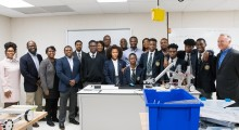 TE Connectivity Donation Produces New Academy STEM Space