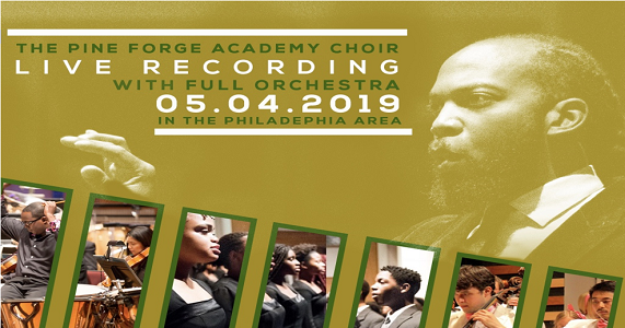 Support the PFA Choir LIVE Recording Project!