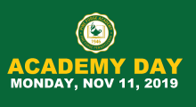 Register for Academy Day 2019!