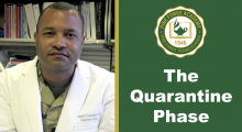 Understanding the Quarantine Phase with Dr. Cheatham