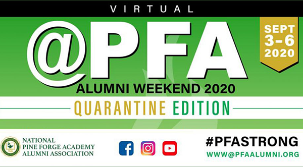 Virtual Alumni Weekend 2020